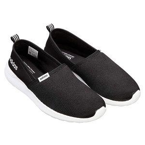 Adidas Cloud Foam Lite Slip On Shoes Memory Foam